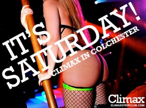 SATURDAYS at CLIMAX!